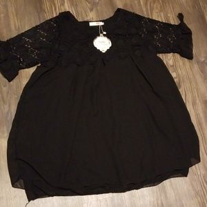 Nwt Simply Couture blouse